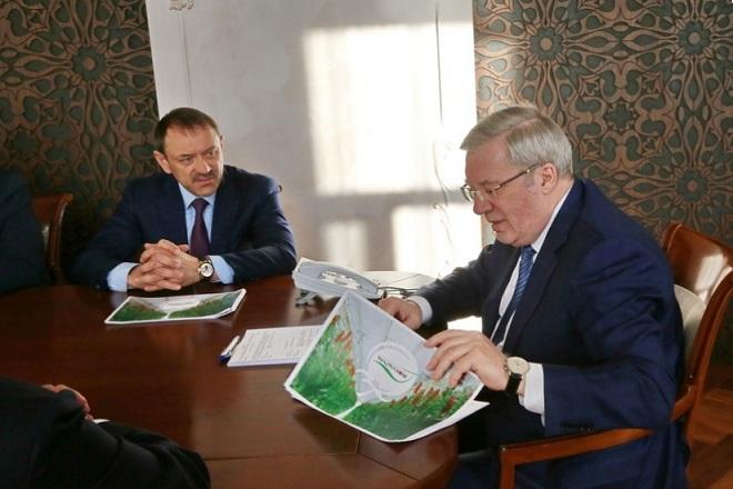 ВШарыповском районе планируется строительство круглогодичного тепличного комплекса