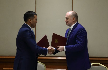 Южный Урал иИссык-Кульская область Кыргызтана подписали соглашение осотрудничестве