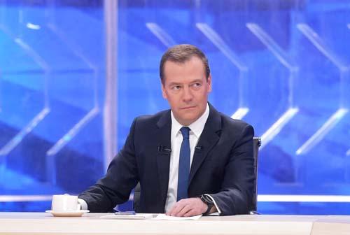 Д. Медведев  подписал распоряжение  окомпенсации затрат на транспортировку  зерна