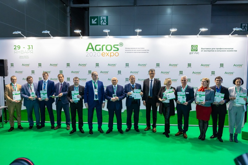 Международная выставка технологий для животноводства и полевого кормопроизводства АГРОС превзошла ожидания