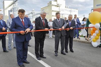 ВТюменской области открыта 2-ая очередь завода поглубокой переработке зерна